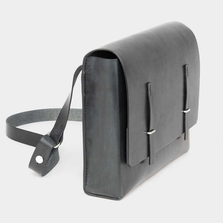 "Ledertasche ""Folded""  M"