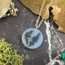 Asphodel and Wormwood 30mm Pendant