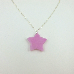 35mm Star Pendant