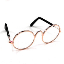 Load image into Gallery viewer, Pet glasses, glasses for pet, glasses for bunny rabbit, Harry Potter glasses Accesories Accessories