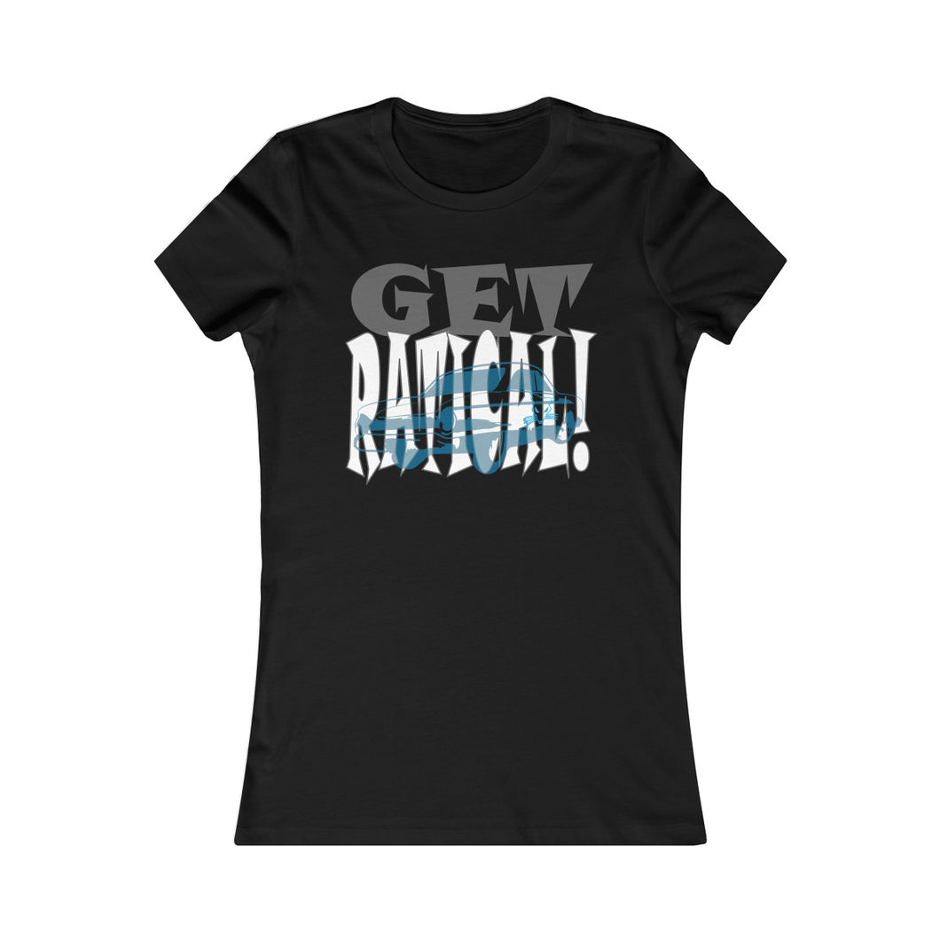 Get Ratical! Womens Tee