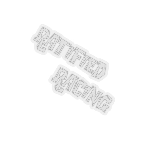 Ratified Racing Sticker