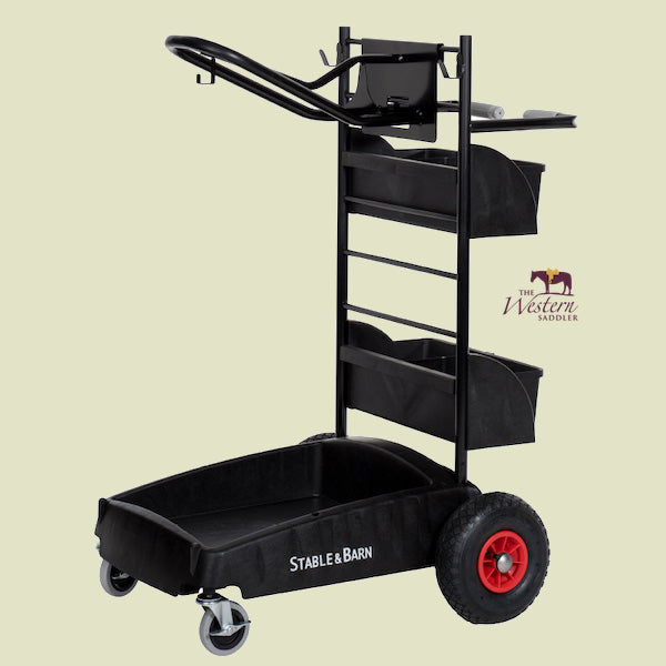 Stable & Barn - Tack Trolley