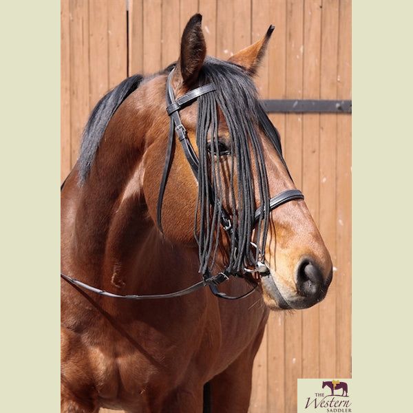 Barefoot® Browband Set 2-in-1 with Fly Protection