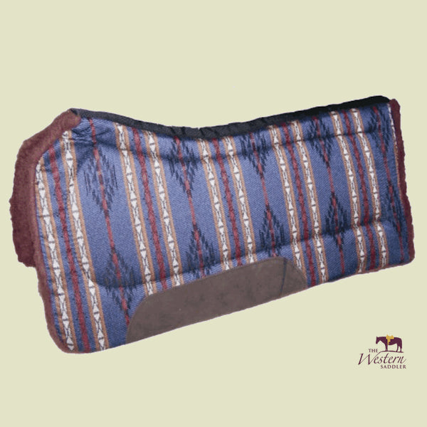 Southwest Saddle Pad Anatomically Shaped