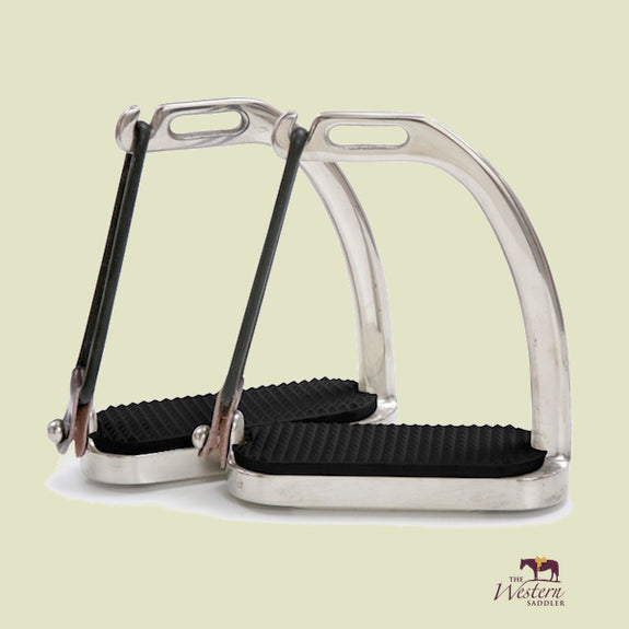 Barefoot® Stainless Steel Safety Stirrups