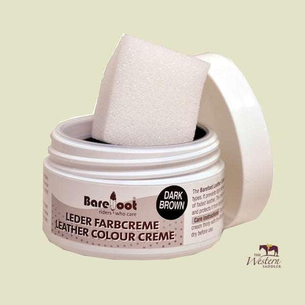 Barefoot® Leather Cream in Black, Brown or Neutral