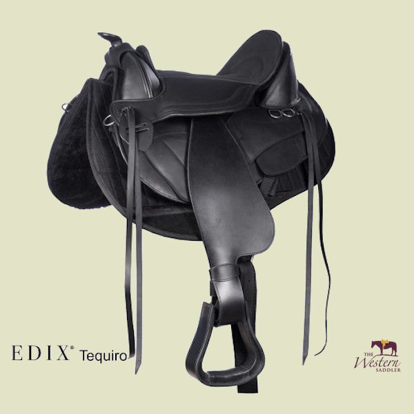 EDIX® Tequiro Western Saddle