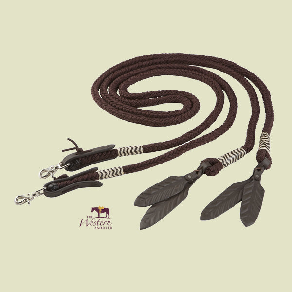 Barefoot® 'Acorn' Open-Ended Reins