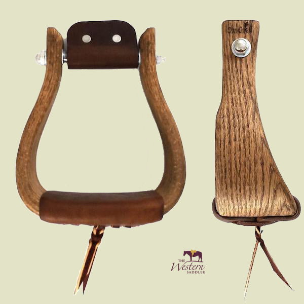 Don Orrell – Rancher Stirrups - Offset