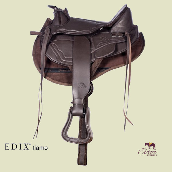 EDIX® Tiamo Western Saddle