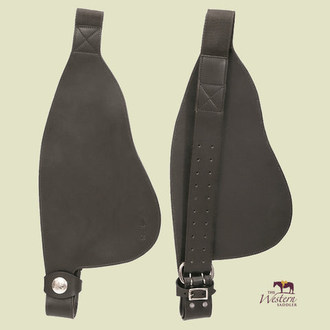 Barefoot® Wide Leather Fenders