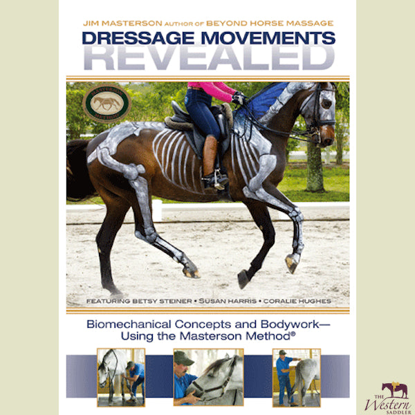 Jim Masterson - Dressage Movements Revealed DVD