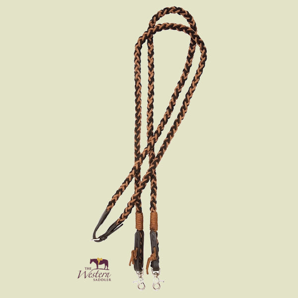 Barefoot® 'Amber' Closed Rope Reins