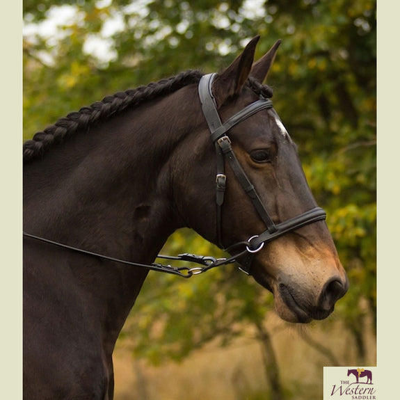 Barefoot® Bitless Bridle 'Walnut'
