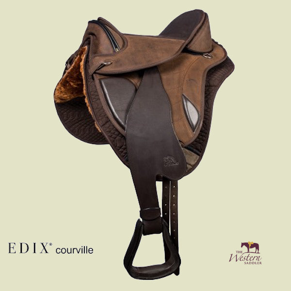 EDIX® Courville Versatility Saddle