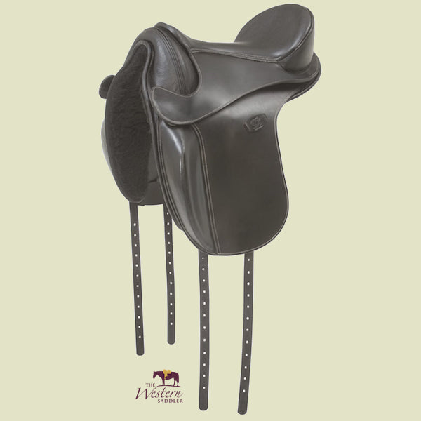 Barefoot® Wellington Dressage Saddle