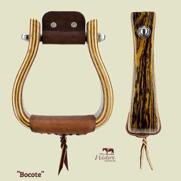Don Orrell – Offset Stirrup - Bocote