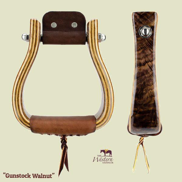 Don Orrell – Offset Stirrup - Choice Gunstock Walnut