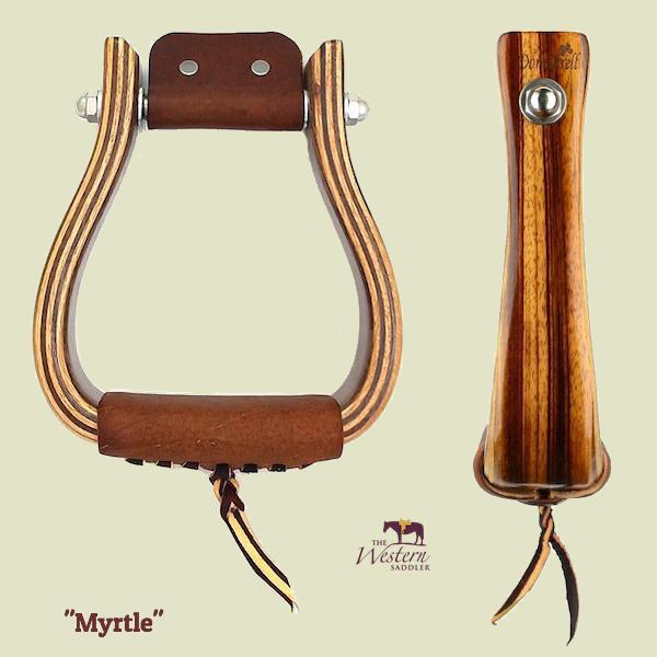 Don Orrell – Offset Stirrup - Myrtle