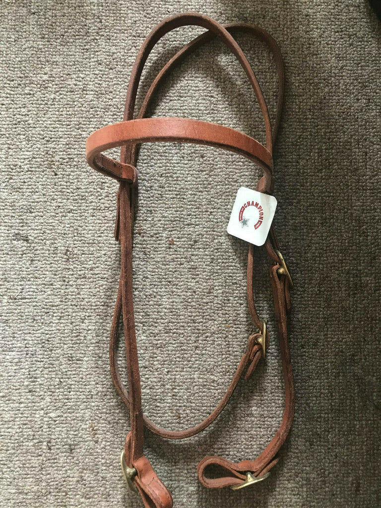 Champion Turf Western Headstall