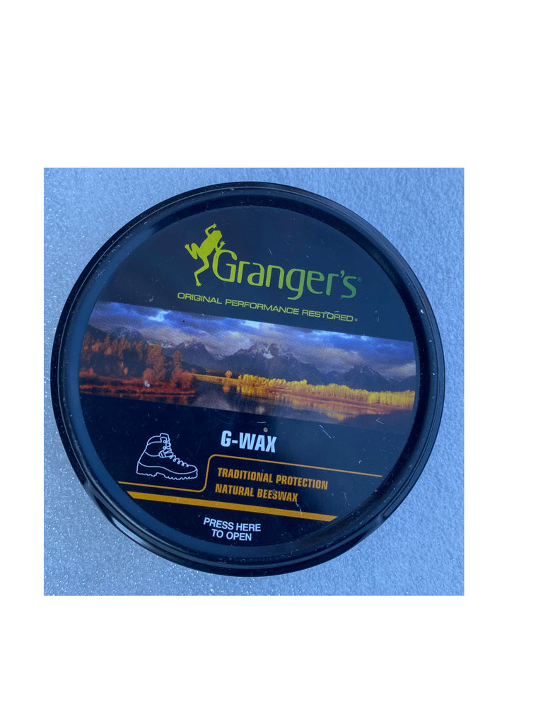 Grangers G-Wax - Natural Beeswax