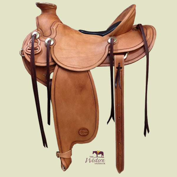 AK Saddlery Model 100 Base