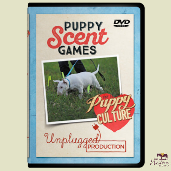 Puppy Culture - Puppy Scent Games DVD