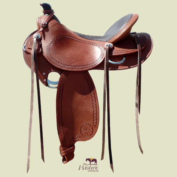 AK Saddlery Model 101 Base