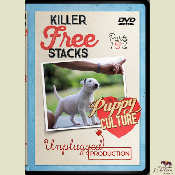 Puppy Culture - Killer Free Stacks DVD