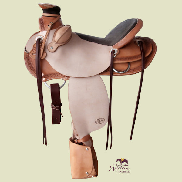 AK Saddlery Model 102 Base