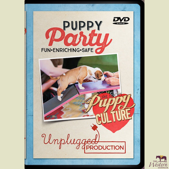 Puppy Culture DVD - Puppy Party