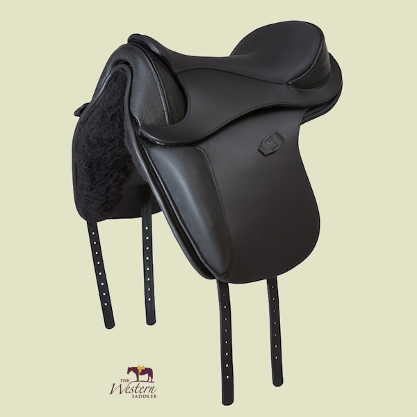 Barefoot® Merlyn - Dressage Saddle