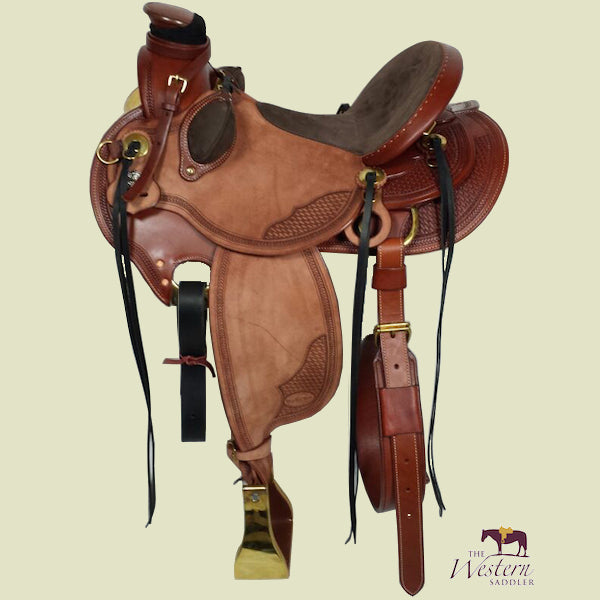 Equiflex Buckaroo Saddle