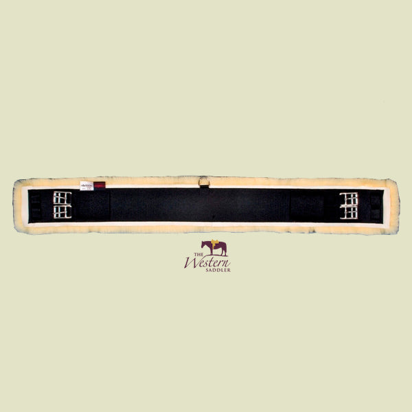 Christ Lammfelle Straight Sheepskin Dressage Girth
