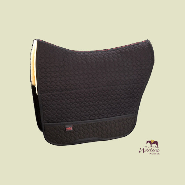 Christ Lammfelle Treeless Saddle Pad