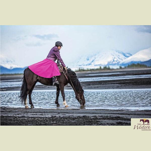 Arctic Horse - Tongass Rain Riding Skirt Long