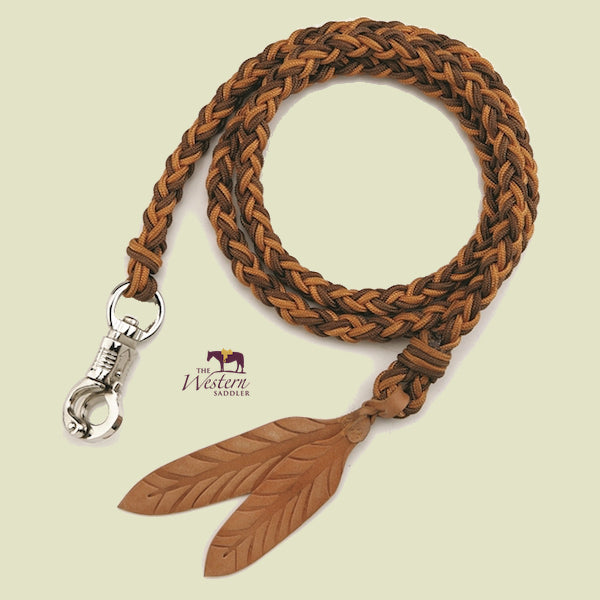 Barefoot® 'Amber' Lead and Tie Rope