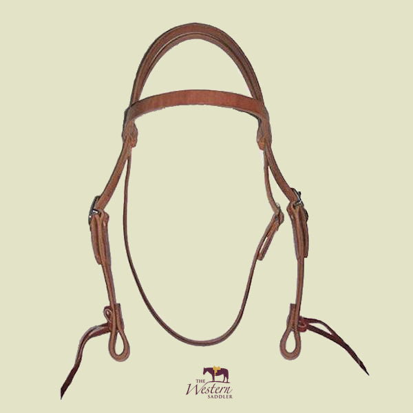 Buckaroo Browband Harness Headstall