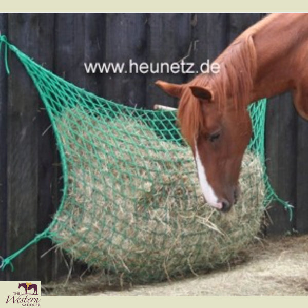 Heunetz - CG Original Two-In-One Large Hay Net - 1.5 x 1.0 Metre 45mm & 60mm