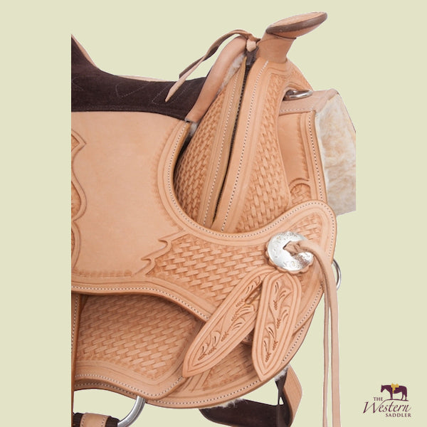 Barefoot® Arizona Rose Saddle