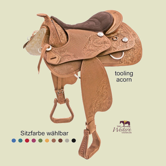 Barefoot® Virginia Rose Saddle