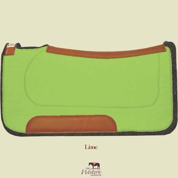 Diamond Wool Contoured Ranch Pad