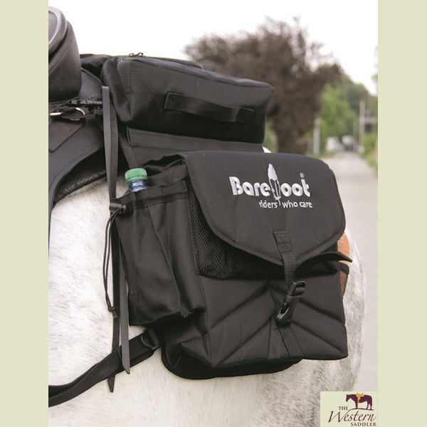 Barefoot Saddle Bag 'Trail' 2-in-1 Nylon