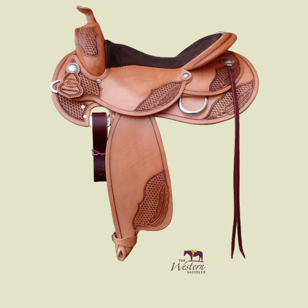 AK Saddlery Model 250 Base