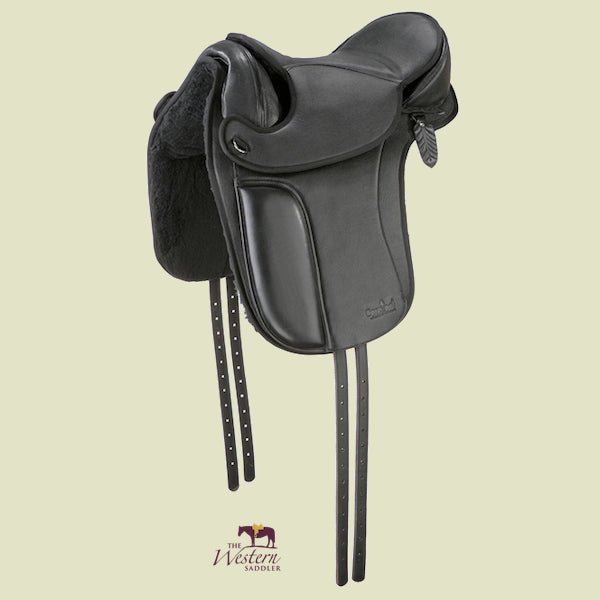 Barefoot® London Dressage Saddle