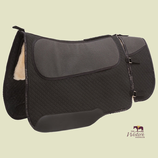 Barefoot® 'Physio Trailpad' saddle pad