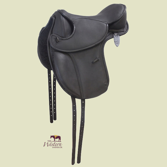 Barefoot Lexington Dressage Saddle