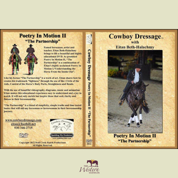Cowboy Dressage – Poetry in Motion 2 DVD