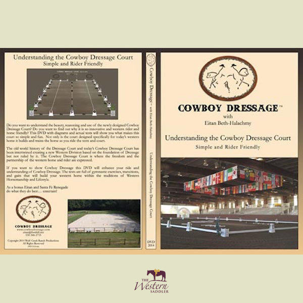 Cowboy Dressage – Understanding the Cowboy Dressage Court DVD